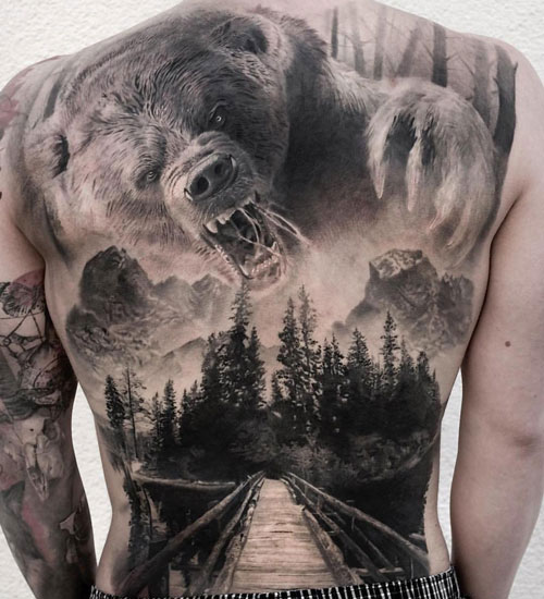 Awesome-Hunting-Tattoo-Ideas-For-Men