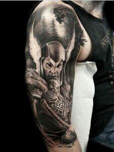 harley davidson tattoos, Top 10 Harley Davidson Tattoos