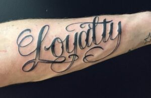 loyalty quotes, Loyalty quotes tattoo ideas and inspiration